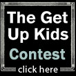 Get Up Kids Contest
